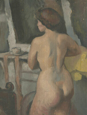 John Armstrong - 20th Century Oil, Standing Nude