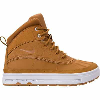 newest collection 21cfe 2550c Big Kids  Nike ACG Woodside Boots Wheat Wheat White 524872 702