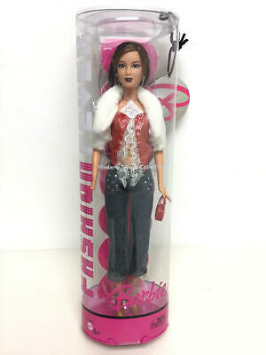 2005 Barbie Fashion Fever - Modern Trends Collection Doll #J1332 (Nrfb)