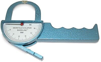 Chattanooga 43063 Skinfold Caliper w/ Case & Booklet