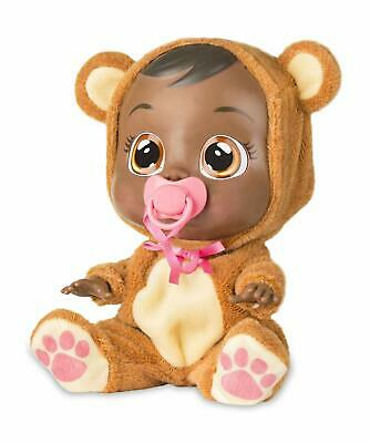 IMC Cry Babies Girls Bonnie Bear Baby Doll toy New Authentic fast 3-day shipping