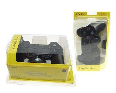 New Generic & OEM Sony Wired / Wireless DualShock 2 Gamepad for PlayStation PS2