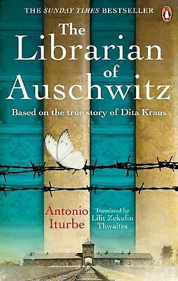 Librarian of Auschwitz: The heart-breaking Sunday Times bestseller based on the