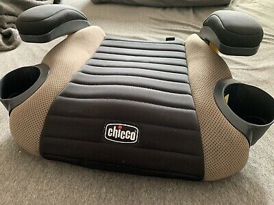 Chicco GoFit Belt Positioning Backless Booster  Machine Washable Seat Pad KidFit