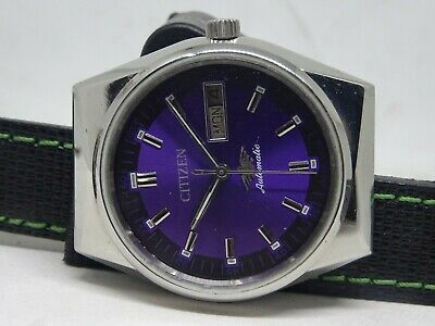 Seiko 5 Automatic Day-Date Golden Color Dial Golden Figure Working Man's Watch