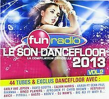 Le Son Dancefloor 2013 Vol.2 von Various [+Bonus Dvd] | CD | Zustand gut