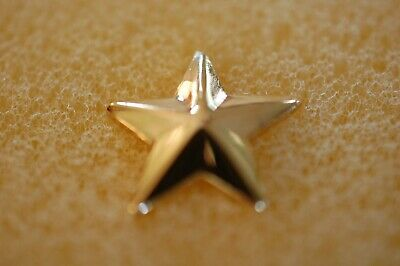 US USA Gold Star General Military Hat Lapel Pin