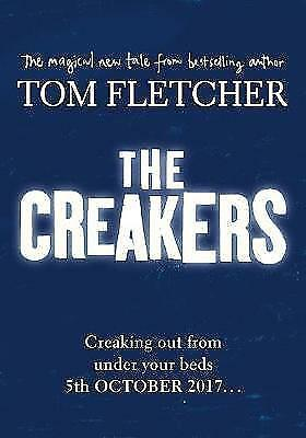 The Creakers by Fletcher, Tom, Hardcover Book, New, FREE & Fast Delivery!