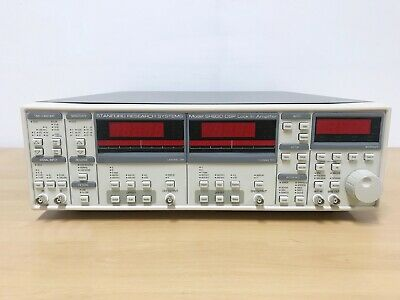 Stanford Research Systems SRS SR830 DSP Lock-in Amplifier