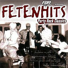 Fetenhits - Party Rock Classics von Various | CD | Zustand gut