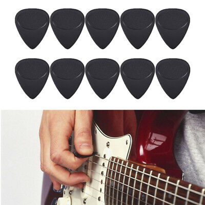 10x 0.7mm Acoustic Electric Guitar Pick Plectrums For Musical Instrument FS