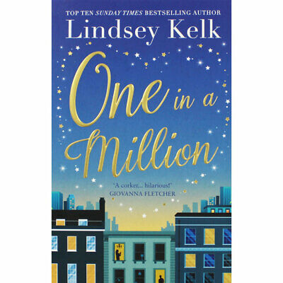 One In A Million by Lindsey Kelk (Paperback), New Arrivals, Brand New
