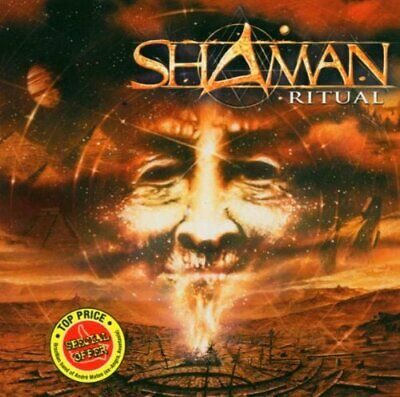 Shaman - Ritual - Shaman CD RMVG The Fast Free Shipping