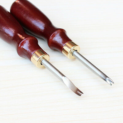 Leathercraft Edge Skiving Set Craft Beveler for Hand Keen Leather Made DIY Tools
