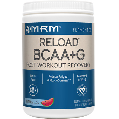 BCAA + G Reload Watermelon MRM (Metabolic Response Modifiers) 330 g Powder