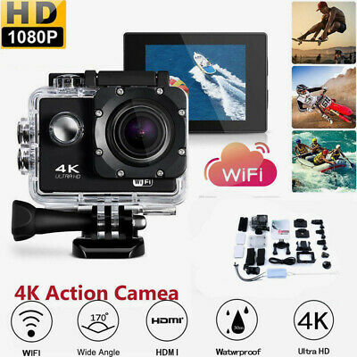 SJ9000 Ultra HD Action Sports Camera WiFi Cam DV Action Video Camcorder Go Pro
