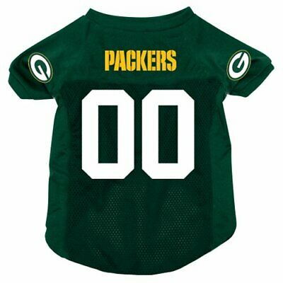 buy popular c9eaa 3920e New Green Bay Packers Dog Pet Mesh Jersey Xl Long See Sizing Licensed
