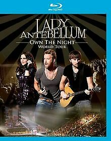 Lady Antebellum - Own The Night - World Tour [Blu-ray] | DVD | Zustand sehr gut