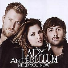 Need You Now von Lady Antebellum | CD | Zustand akzeptabel