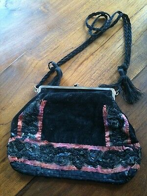 Beautiful Antique French Purse...c. 1890/1900