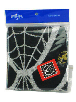Spider-Man Universal Studios Japan Theme Park Hand Towel Marvel Spider-Sense New