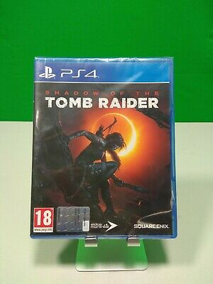 Shadow Of The Tomb Raider Nuovo- Ps4 - Ita - Completo