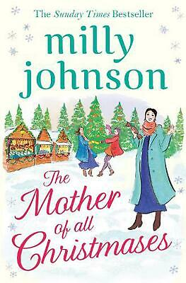 Mother of All Christmases by Milly Johnson Paperback Book Free Shipping!