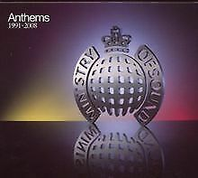 Ministry of Sound Anthems von Various | CD | Zustand gut