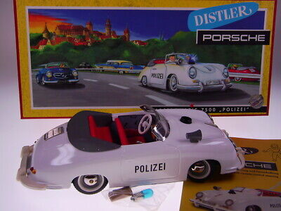 "GSPKW SCHUCO 00213 RE-EDITION ""DISTLER PORSCHE POLIZEI 7500"" NEW/NEU/NEUFnBOX !"