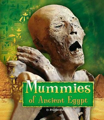 Mummies of Ancient Egypt by Brianna Hall (English) Paperback Book Free Shipping!