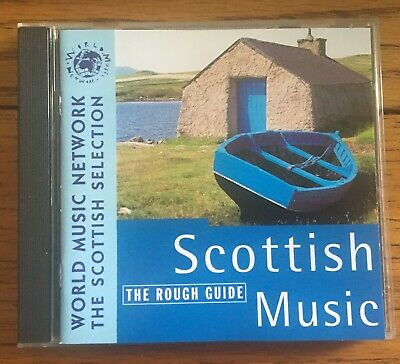 The Rough Guide to Scottish Music CD - World Music Network Recs