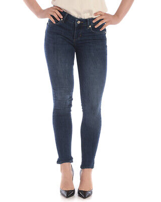 Jeans Liu Jo REGULAR WAIST Donna Denim U18043D4127 77411 bottom up