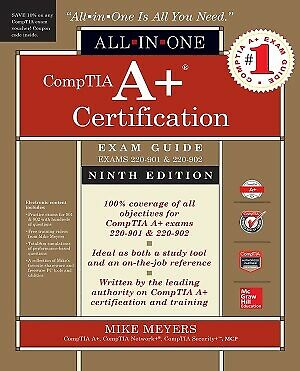 CompTIA A+ Certification All-in-One Exam Guide, Ninth Edition[PDF]