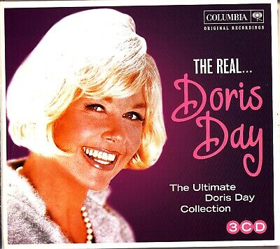 The Real... Doris Day- Ultimate Best of/Greatest Hits 3-CD inc Calamity Jane