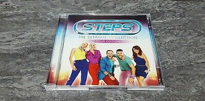 Steps ‎The Ultimate Collection Tour Edition 2CD Sony 88691957842 GREAT COND RARE