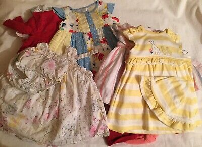 Bundle of baby girl clothes mainly 0-3 months Job Lot inc Joules John Lewis Next