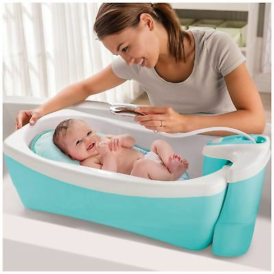 Summer Infant LIL'LUXURIES BATH AND SHOWER Baby Bath Time - NEW