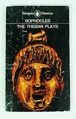 The Theban Plays by Sophocles (1950, Paperback)