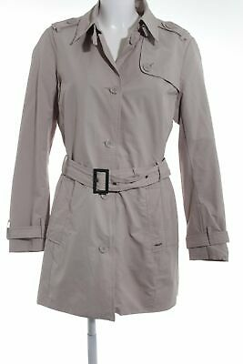 competitive price fea88 f8332 LTB TRENCHCOAT HELLGRAU Brit-Look Damen Gr. DE 40 Mantel Coat Trench Coat