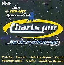 Charts pur  ... the next generation von Various | CD | Zustand gut