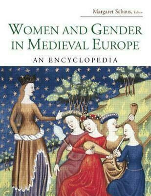 Women and Gender in Medieval Europe: An Encyclopedia (English) Paperback Book Fr