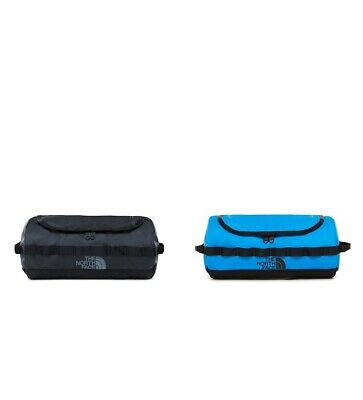 The North Face - Neceser Travel Canister L negro / 28x15,2x 5,2 cm / 295g / 5,7L
