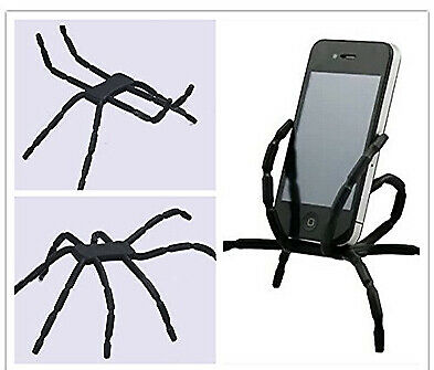 Universal Multi-Function Portable Spider Flexible Grip Holder for Smartphones an