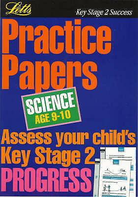 (Good)-OPKS2 Practice Papers: Science 9-10: Age 9-10 (Key Stage 2 practice paper