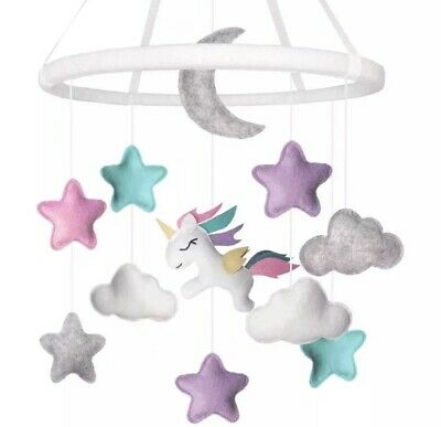 Felit Unicorn  Baby Mobile Nursery Decoration