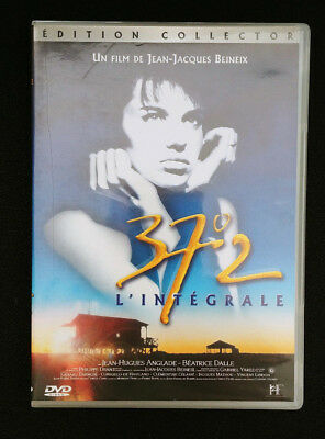 DVD Edition collector Integrale-37°2' le matin-J.J. Beineix-Béatrice Dalle-1986