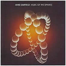 Music of the Spheres von Oldfield.Mike, Jenkins | CD | Zustand sehr gut