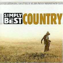 Simply the Best-Country von Various | CD | Zustand neu