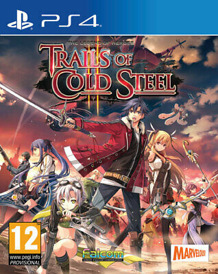 The Legend of Heroes: Trails of Cold Steel II PS4 *PREORDER ITEM* Releases 03/05