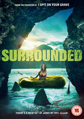 Surrounded DVD (2019) Aubrey Reynolds ***NEW***